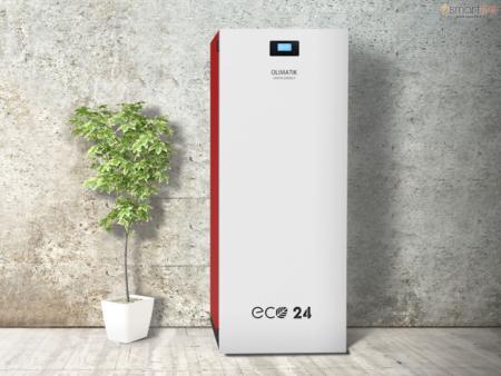 Caldeira Semi-Automática Hydromatik ECO 24 - Ambiente