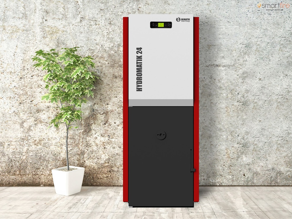 Caldeira Semi-Automática Hydromatik ECO 24