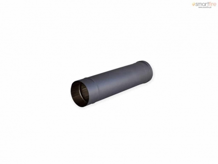 Tubo em Aço Inox Antracite - 1m