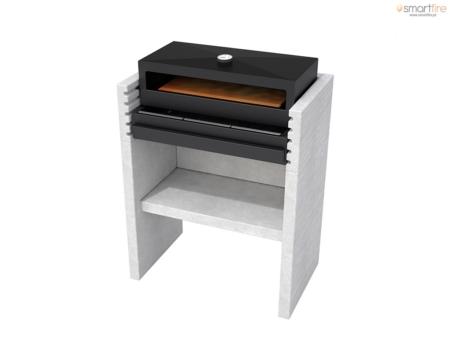 Venit Flex Plus Pack Oven Carvão