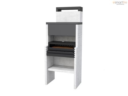 Venit Flex Plus Hotte Pack Oven Carvão