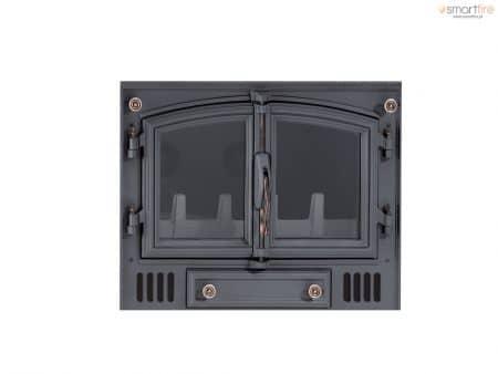 Recuperador Domus A 28 kW - Frente