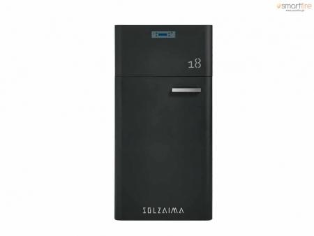 Caldeira SZM Automática 18kW - Frente
