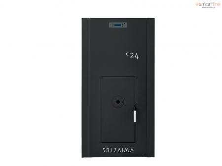 Caldeira SZM Compacta 24kW (Semi-Automática) - Frente