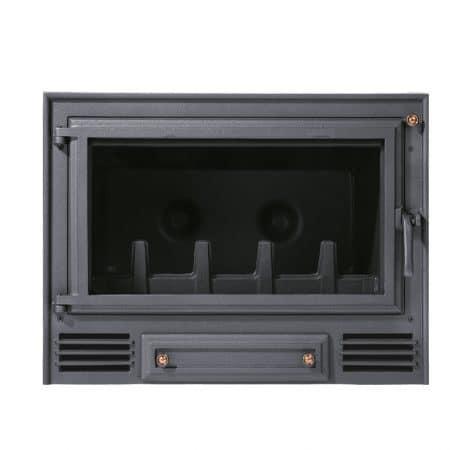 Recuperador Zaima 28 kW - Frente