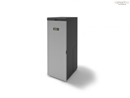 Caldeira e Termofogão a Pellets Hydro Kantina 27 kW