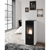 Salamandra a Pellets Milly 13 kW - Ambiente