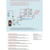 Salamandra a Pellets Tosca 20 kW - Esquema AQS