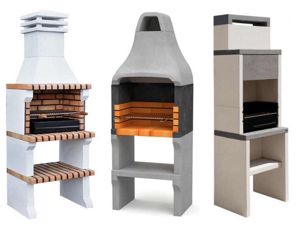 churrasqueiras modulares