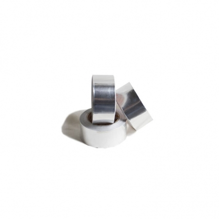 Fita Adesiva de Alumínio - Rolo 50 mts