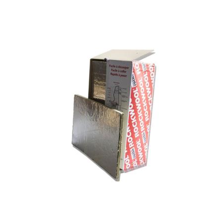 Painel de Lã de Rocha (Caixa 10 Unidades)