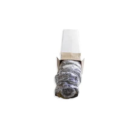 Tubo Flexível Alumínio Isolado Xflex - 10 Mts