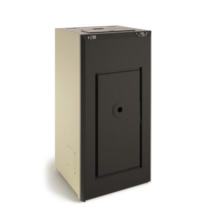 Caldeiras a Pellets F18 18kW Semi-Automática