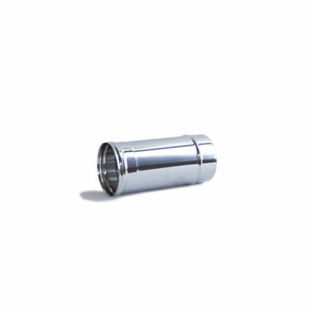 Tubo Inox Simples 33 cm