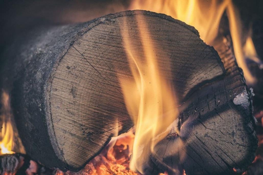 Estou a ter alguma dificuldade em manter o fogo aceso